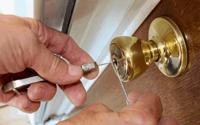 Picking Of Your Home Or Car Lock